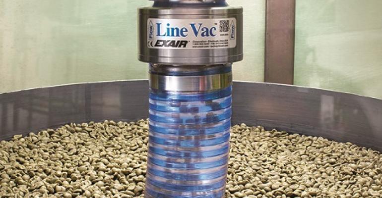 Exair stainless steel Line Vac