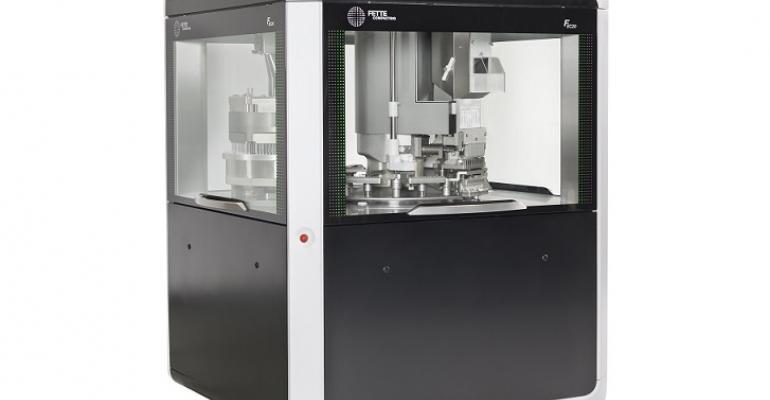 Fette Compacting FEC20 capsule filling machine