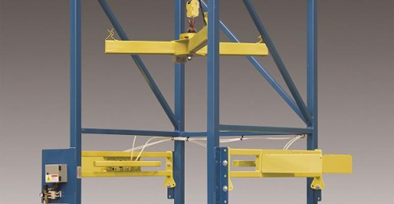 New Discharger Pierces Single-Use Bulk Bags, Cuts Cycle Times