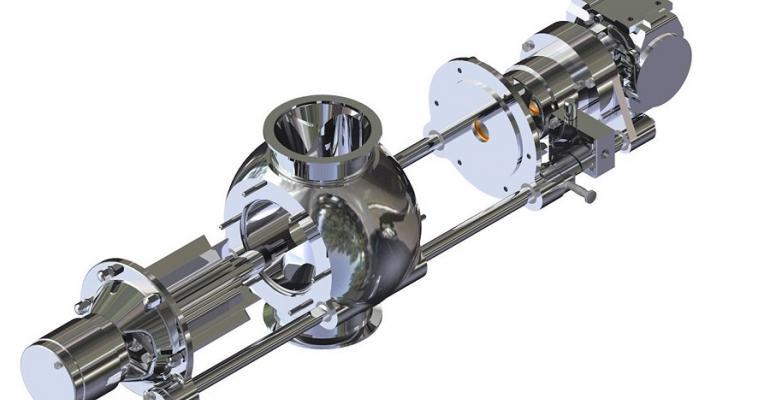 Gericke RotaVal Hypergienic rotary valve