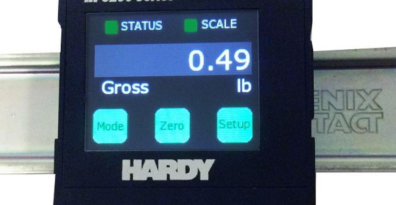 Hardy HI 6200 analog transmitter
