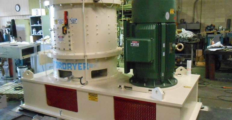 IPEC high-speed rotormill