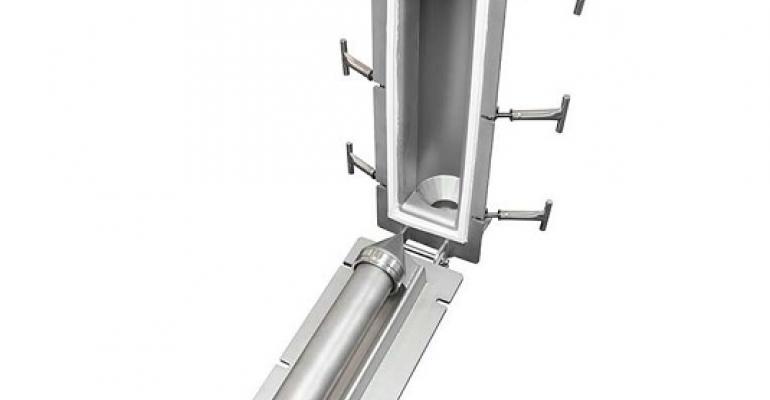 Industrial Magnetics Rare Earth Bullet magnet separator