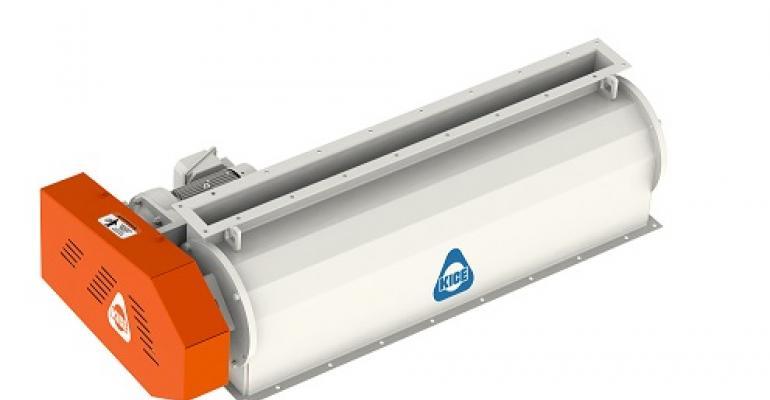 Kice Industries offset vane feeder