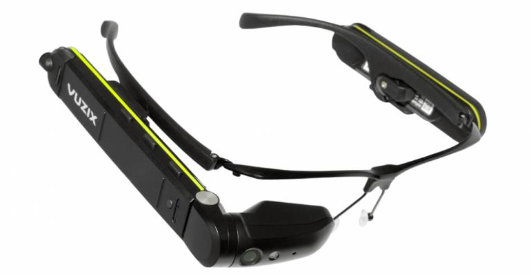 Remote Technical Assist goggles
