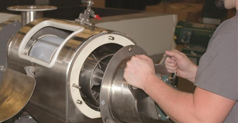 Munson Munsifter centrifugal sifter