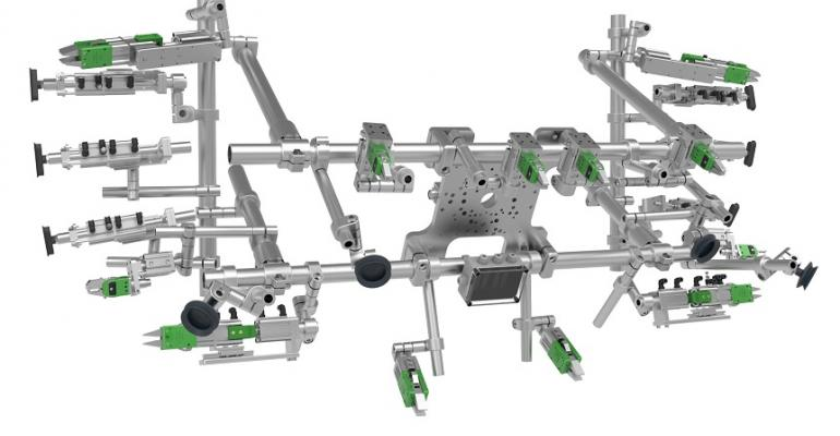 Piab End-of-Arm Tooling (EOAT) line