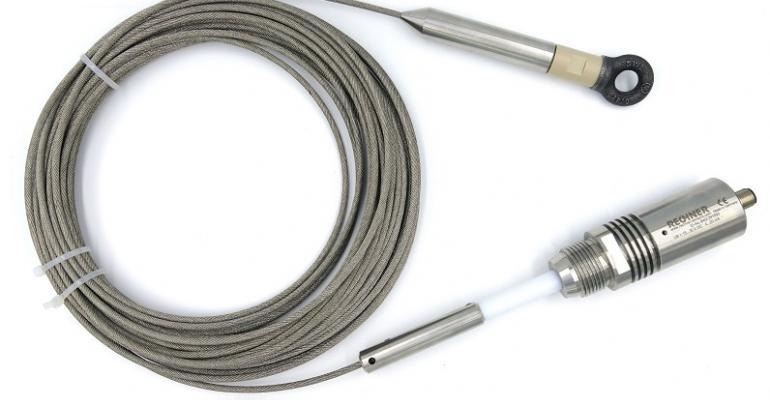 Rechner stainless steel rope level sensor