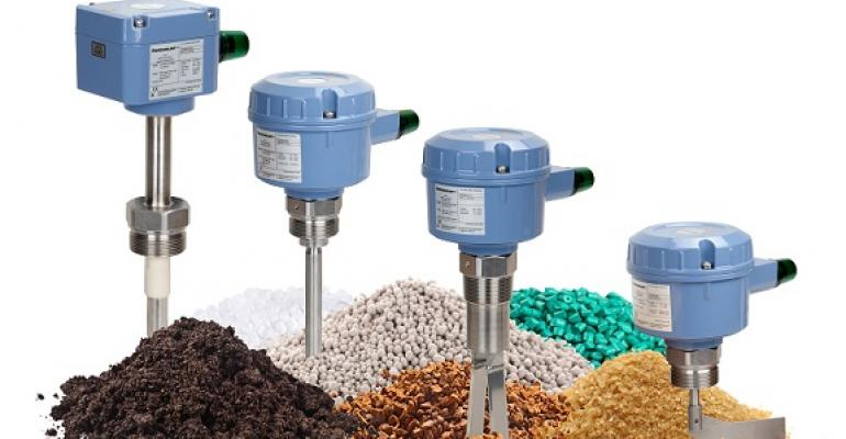 Rosemount solids level switches