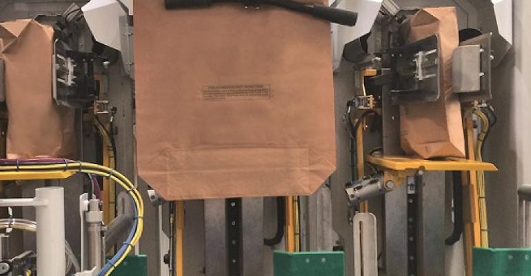 Ilersac VBF Sonic valve bag bagging machine