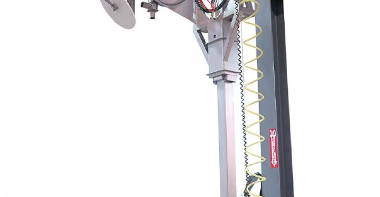 Vac-U-Max ColumnLift pneumatic conveying system