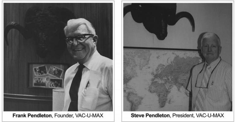 Vac-U-Max Celebrates 65-Year Anniversary
