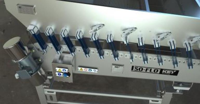Key Technology introduces new vibratory conveyors features.