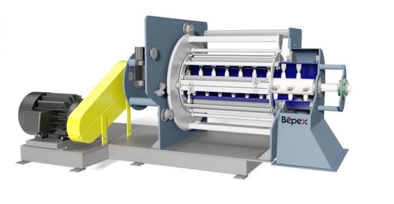 Bepex FlexTurbulizer agglomerator