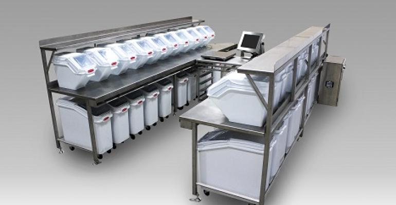 Sterling Systems & Controls' kitchen batching system