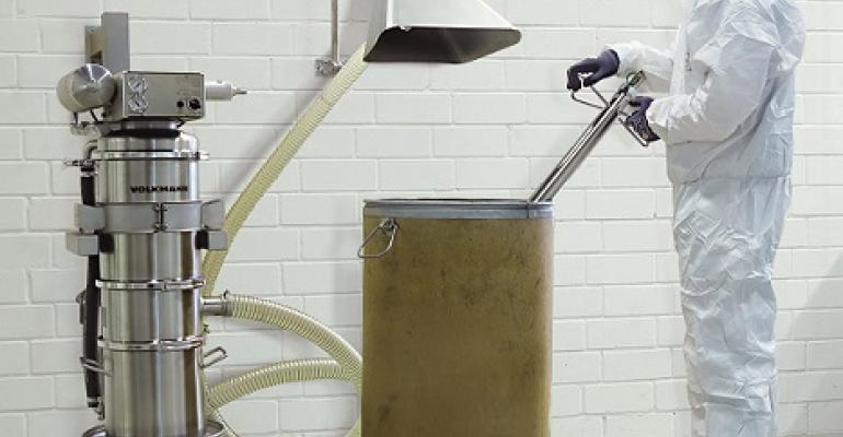 Volkmann versatile dust collector