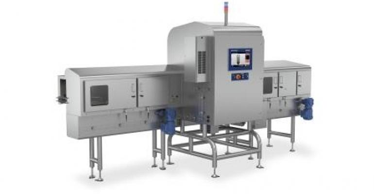 The new X37 Series of x-ray inspection systems from Mettler-Toledo Safeline