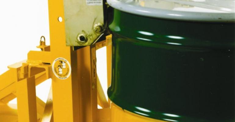 Drum Handling Attachment
