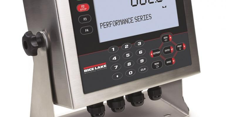 Rice Lake Weighing Systems882D belt scale integrator