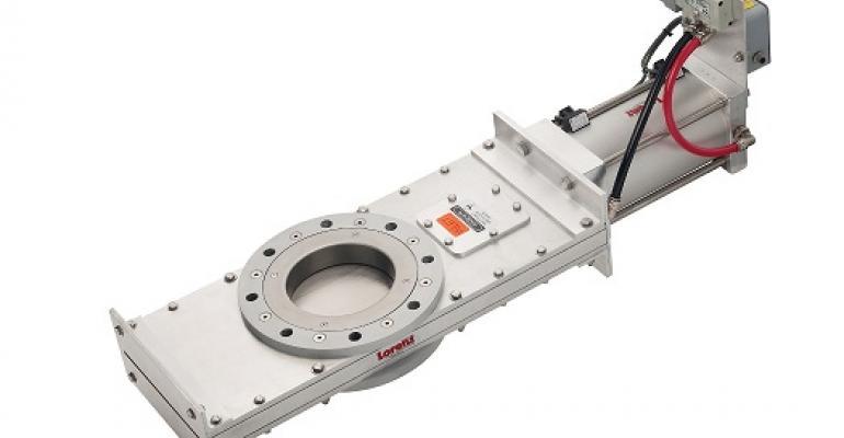 Lorenz slide gate – blind bolt hold