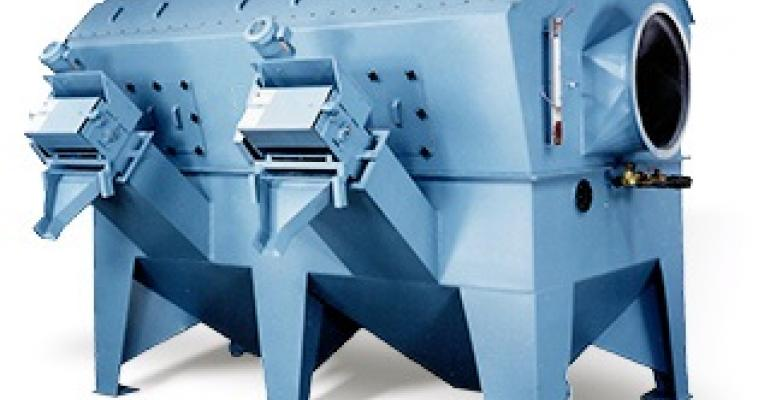 Tri-Mer Whirl Wet dust collector