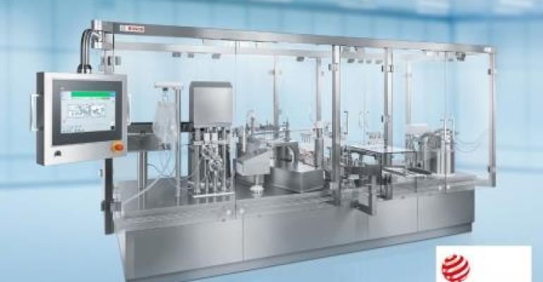 Bosch Packaging Technology Receives Award