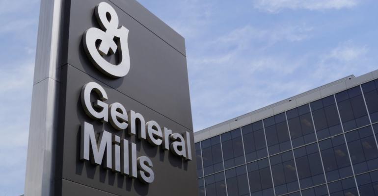 General Mills headquarters in Minneapolis