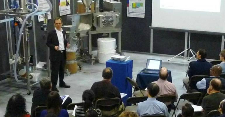 Free Size Reduction and Particle Modification Process Demonstration Offered