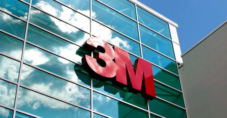 3M was awarded two contracts from the DOD to increase production of N95 respirators in the US. Image courtesy of 3M