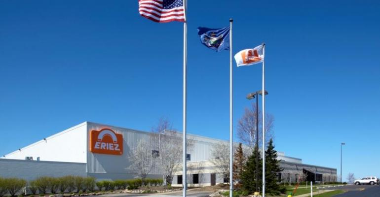Eriez 5-Star Service Offers Maintenance and Upgrades for Suspended Electromagnets