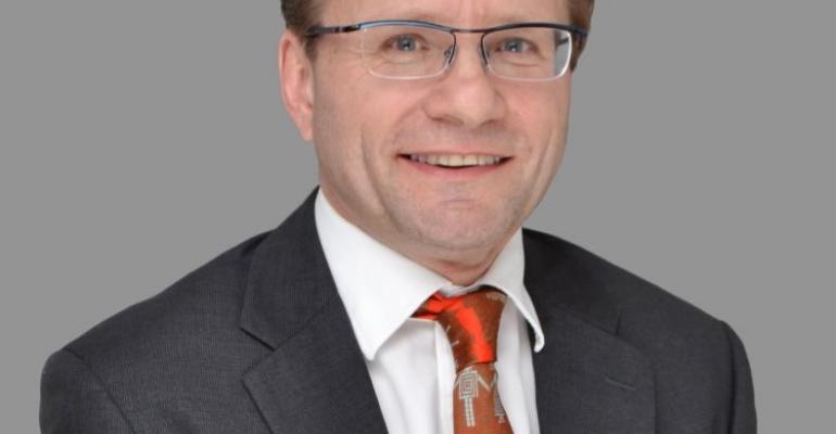 Jean-Claude Pierre is Scott Bader's new CEO