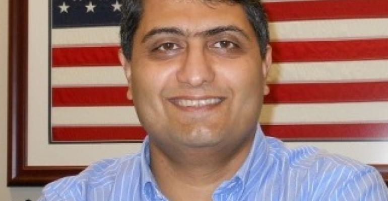 Hoover Container Solutions Promotes Arash Hassanian to Vice President of International Sales