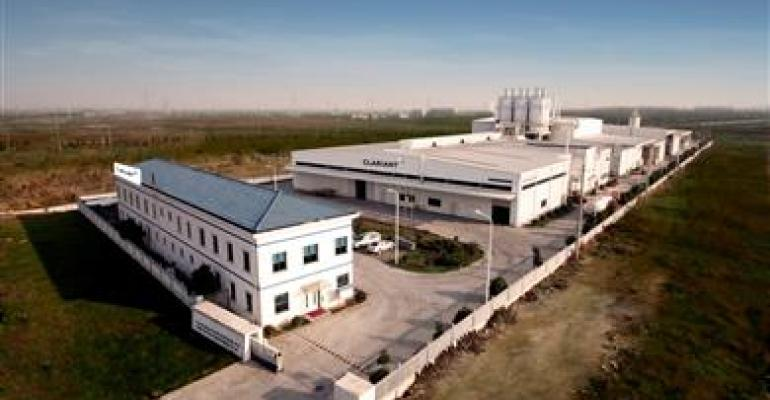 Clariant Opens Desiccant Manufacturing Plant in China