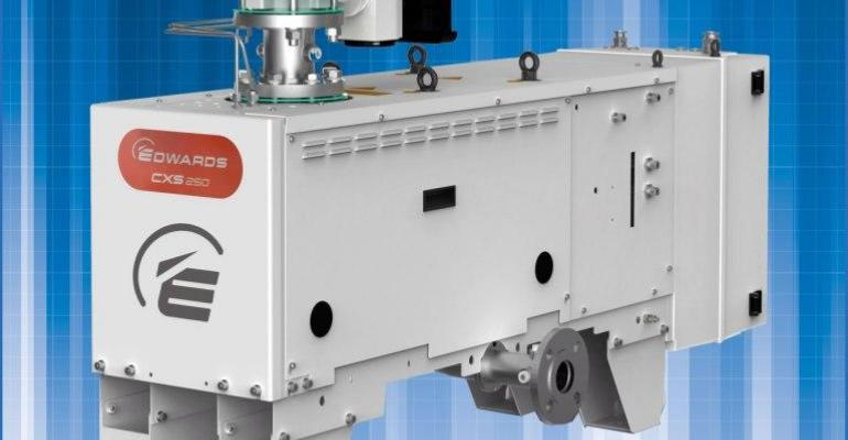 Edwards Wins Award for Dry Vacuum Pump