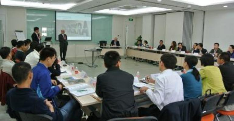 Chilworth Holds Process Safety Training Workshops in China