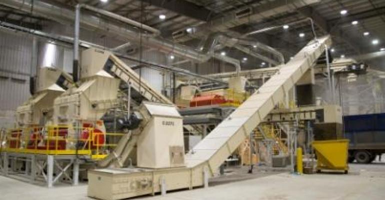 Vecoplan Commissions Feedstock Preparation System as Part of Waste-to-Biofuels Project