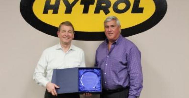 Colson, Hytrol Conveyor Celebrate 50-year Partnership