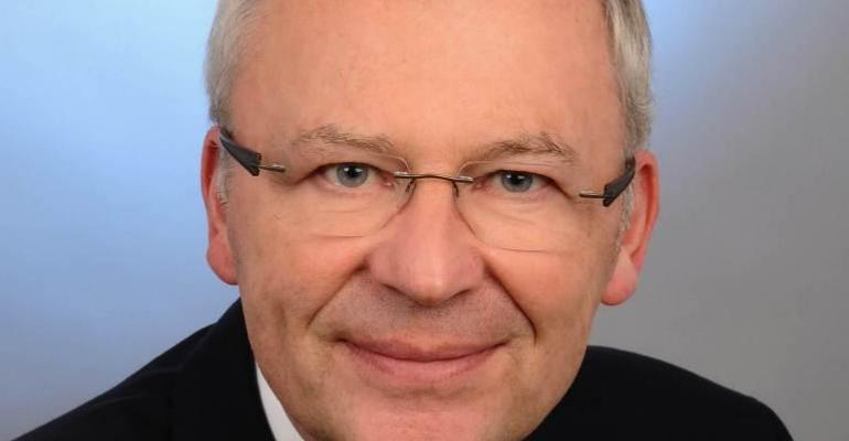 ISPE Names Zimmer Vice President of European Operations
