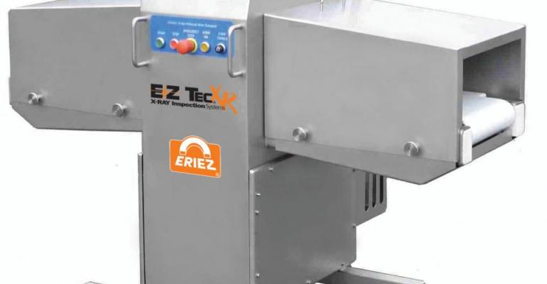 Eriez Offers X-Ray Inspection Systems Online Testing