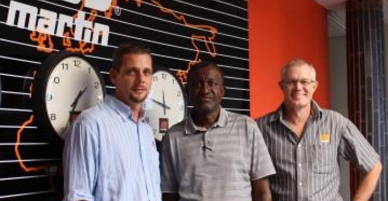 Martin Engineering Names African Distributor