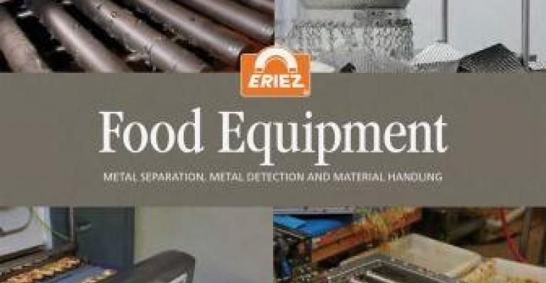 Eriez Releases New Food Industry Brochure