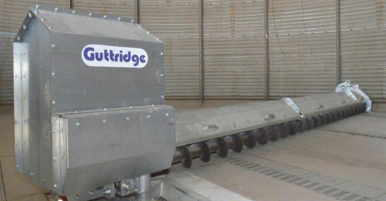 Guttridge Launches Silo Sweep Auger