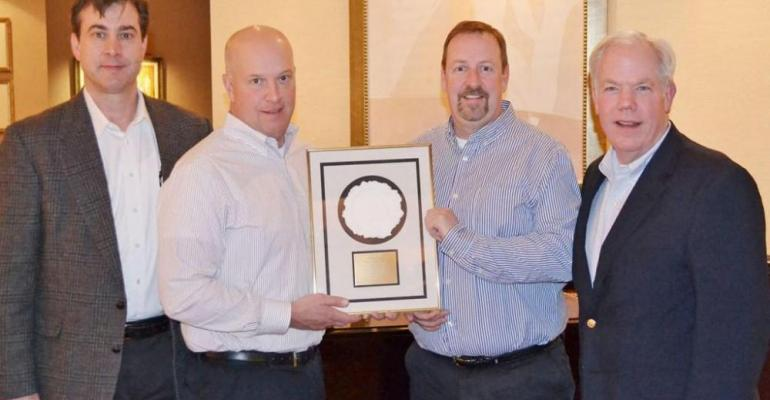 Eriez Honors Hi Pro Equipment with Merwin Sales Award