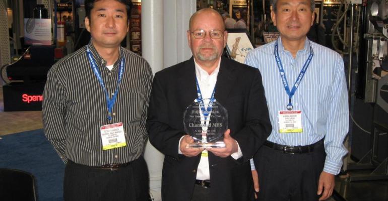 Chantland Receives Sixth Consecutive Fuji Distributor Award