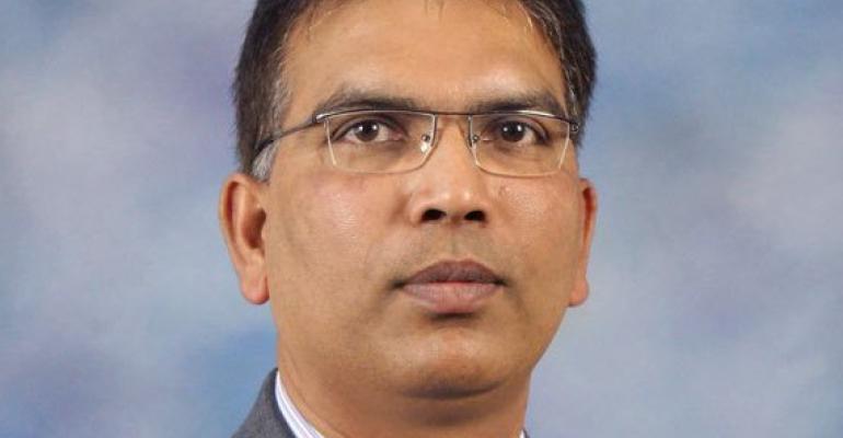 Johnselvakumar Lawrence, Bulk Solids Innovation Center research director