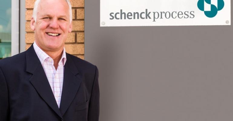 John Laing Joins Schenck Process as Head of UK Sales Light Industries