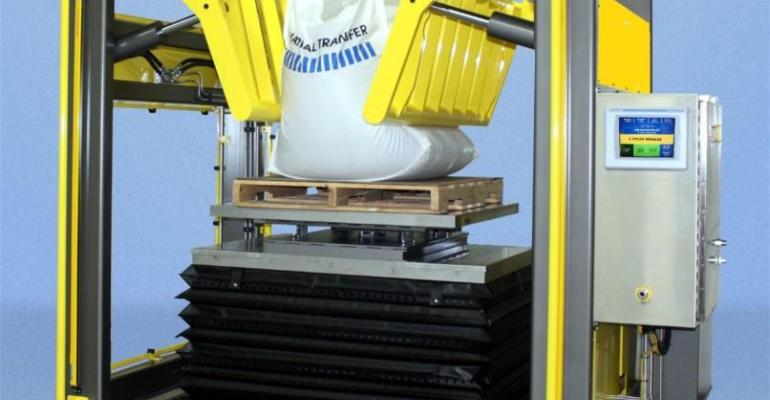 Material Transfer Awarded New Patent
