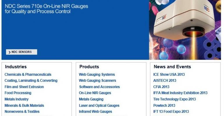 NDC Unveils New Web Site, Brochure