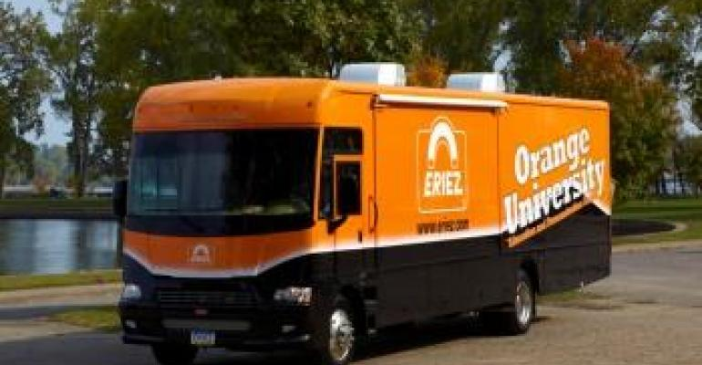 Eriez Upgrades Mobile Training and Education Center