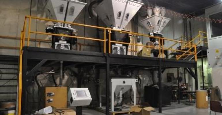 Process Control Enhances Showroom